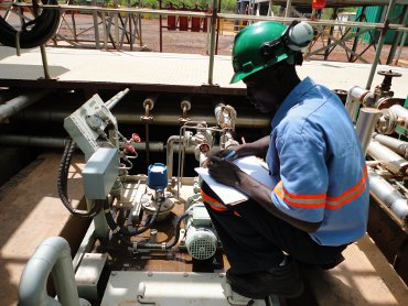 Power plant operations and maintenance in Africa